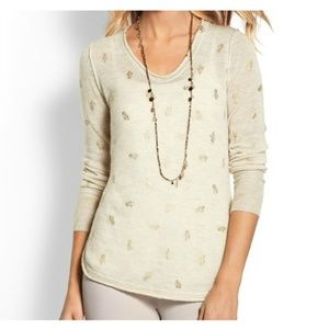 Tommy Bahama Devlin Pineapple Pullover Sweater NEW